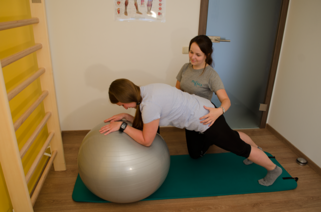 Sport Übungen Physiotherapie Berger