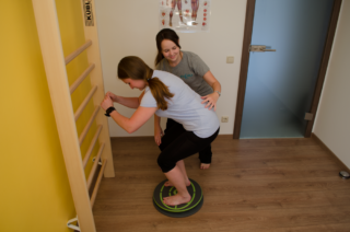 MFT Platte Physiotherapie Berger